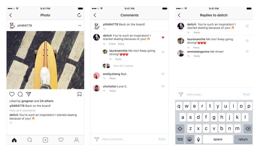 instagram testing new threads - Mobilenmore