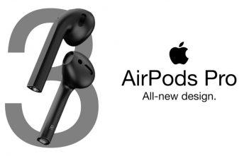 سماعات AirPods Pro قد تأتي في نهاية الشهر الحالي