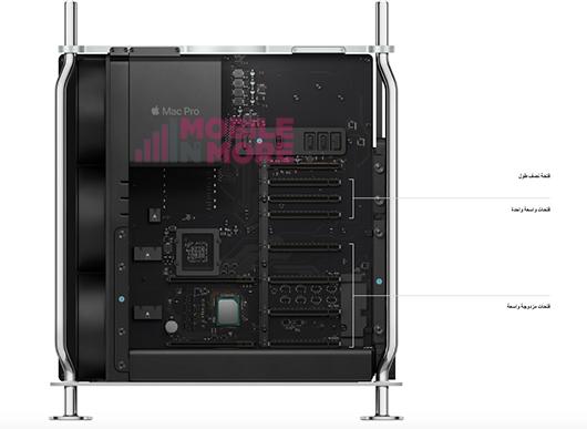 PCI Express in mac pro