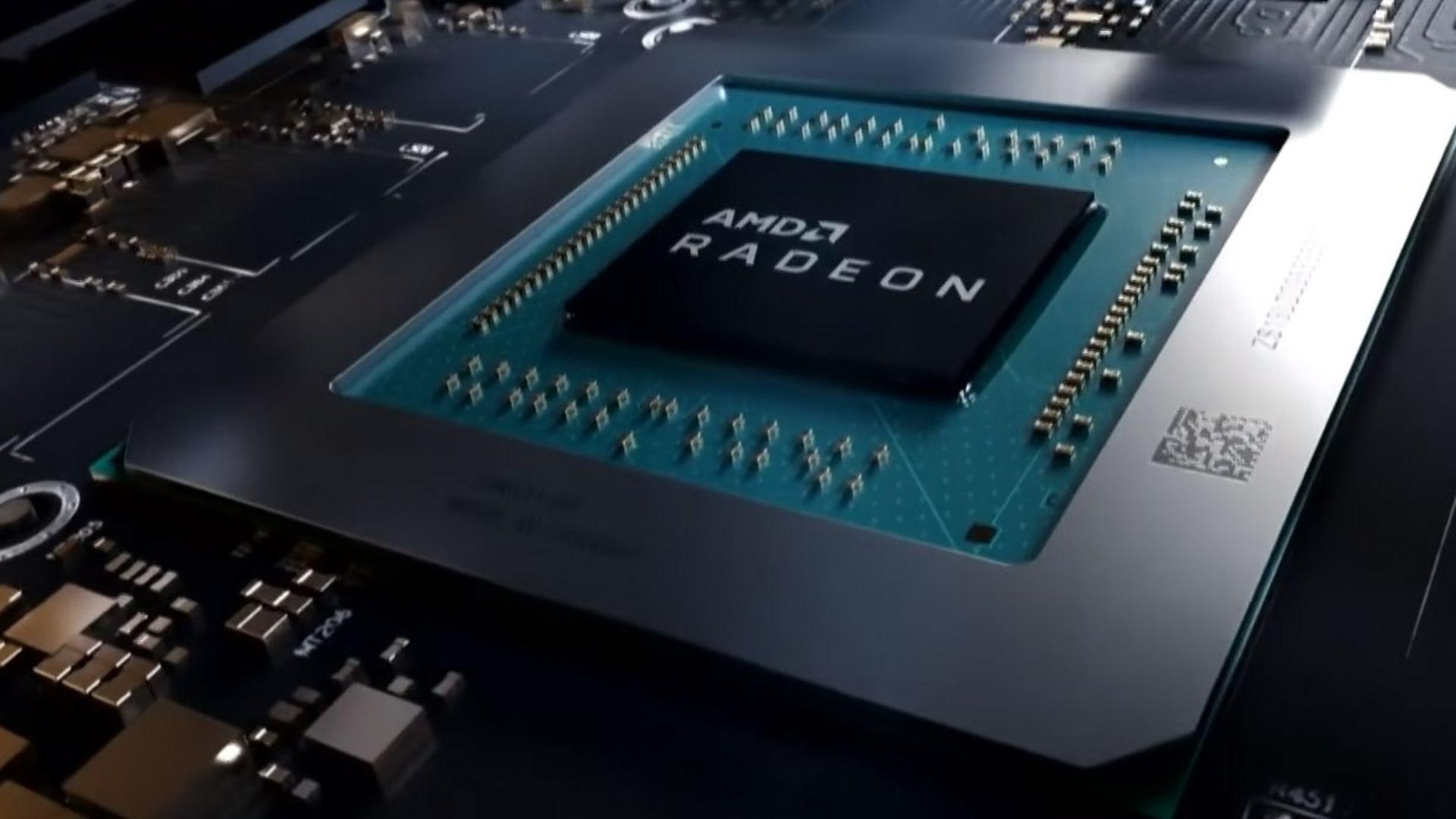 AMD Radeon 5300M