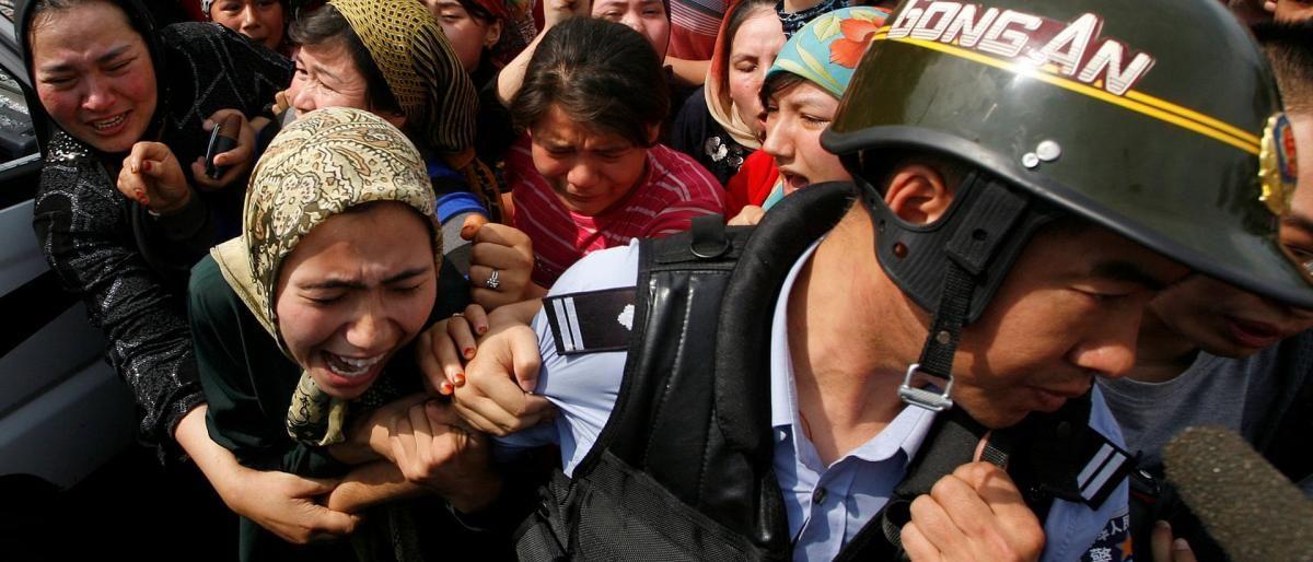 الصين تراقب مسلمي الايغور