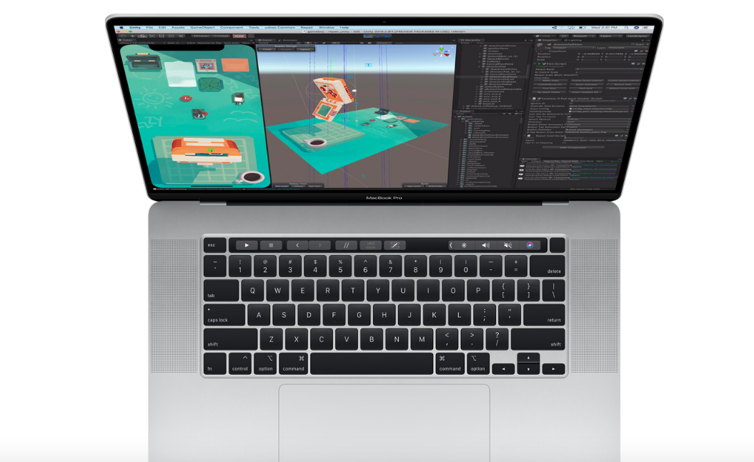 مواصفات وسعر ماك بوك برو 16 آحدث ماك من ابل - MacBook Pro 16 1