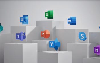 مايكروسوفت تكشف النقاب عن شعار ويندوز الجديد وأيقونات Office 1