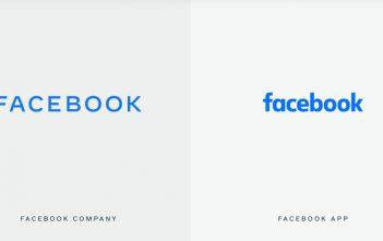 تصميم جديد لشعار الفيسبوك 1