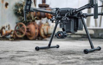 DJI تقدم كاميرا التصوير الحراري Zenmuse XT S