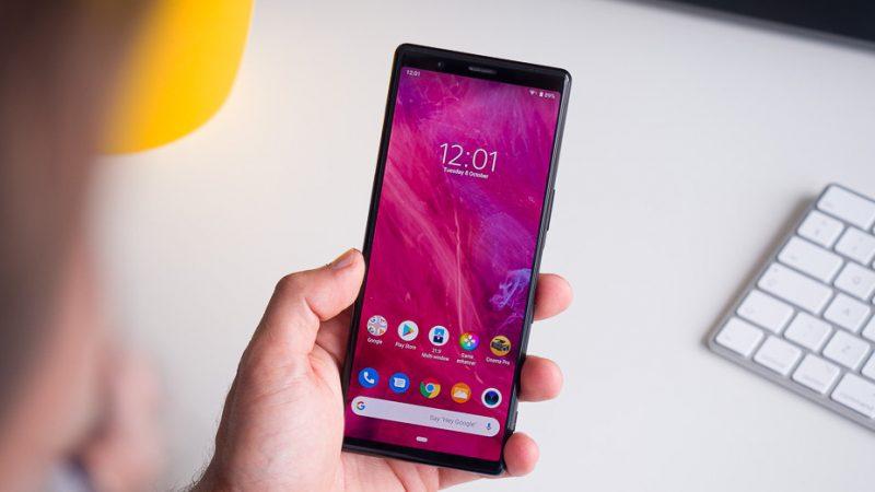 يجب أن يصل أول هاتف 5G Xperia من سوني إلى MWC 2020 1