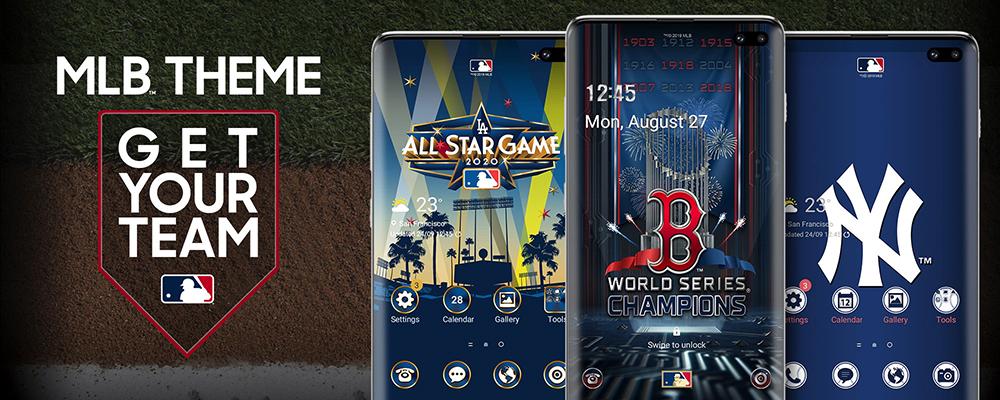 Cogul Planet MLB Theme