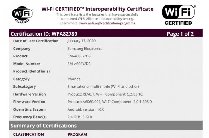 قد يحصل Samsung Galaxy A60 و M40 أيضا على نظام Android 10 1