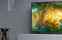 سوني تطلق رسمياً سلسلة شاشات XH80 2020 الجديدة 1