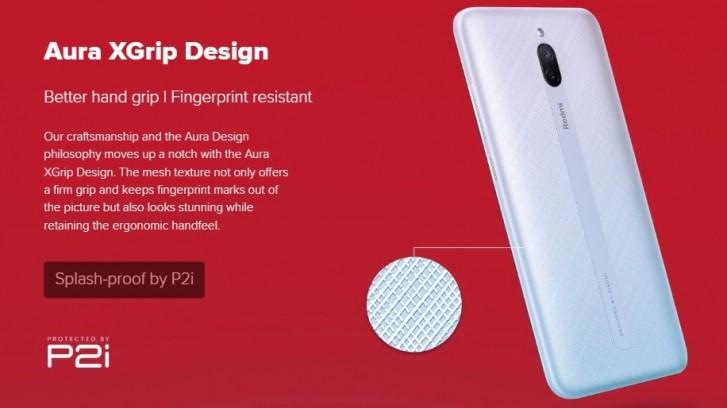 اعلن اليوم عن النسخه Xiaomi Redmi 8A Dual الجديدة 1