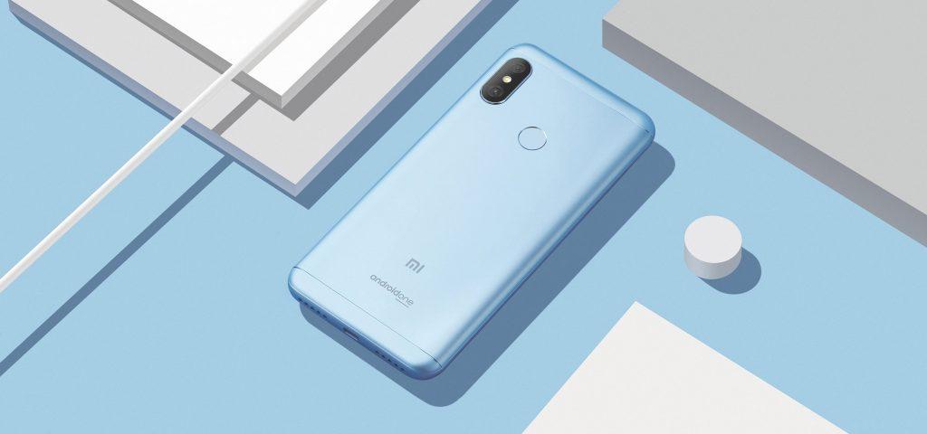 هاتف Xiaomi Mi A2 Lite يبدء في تلقي اندرويد 10 3