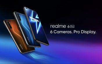 فديو ترويجي لهاتف Realme 6 Pro الجديد في الهند