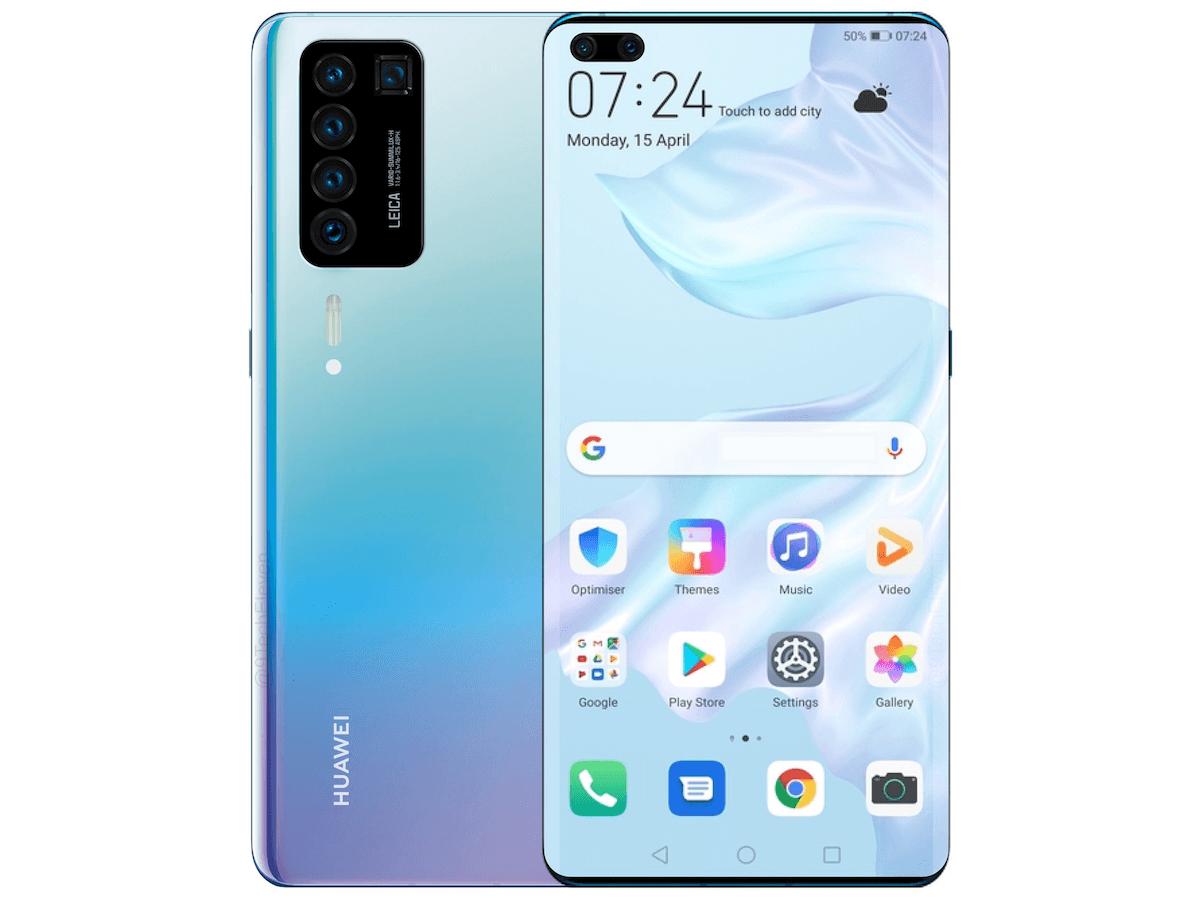 مواصفات هاتفي Huawei P40 و P40 Pro وتاريخ الاصدار 2