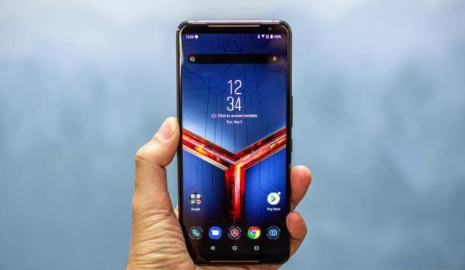 تقول ASUS أن Android 10 يتم طرحه الان على هاتف ROG Phone II 1