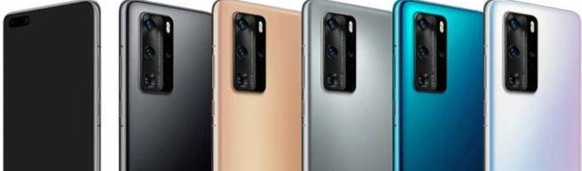 مواصفات هاتفي Huawei P40 و P40 Pro وتاريخ الاصدار 6