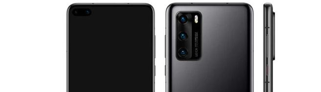 مواصفات هاتفي Huawei P40 و P40 Pro وتاريخ الاصدار 5