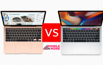 مقارنه بين MacBook مقابل MacBook Pro مقابل MacBook Air
