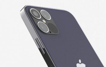 يحتوي هاتف 2020 iPhone Pro على جانب مسطح
