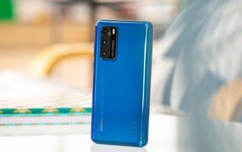 مراجعه هاتف Huawei P40