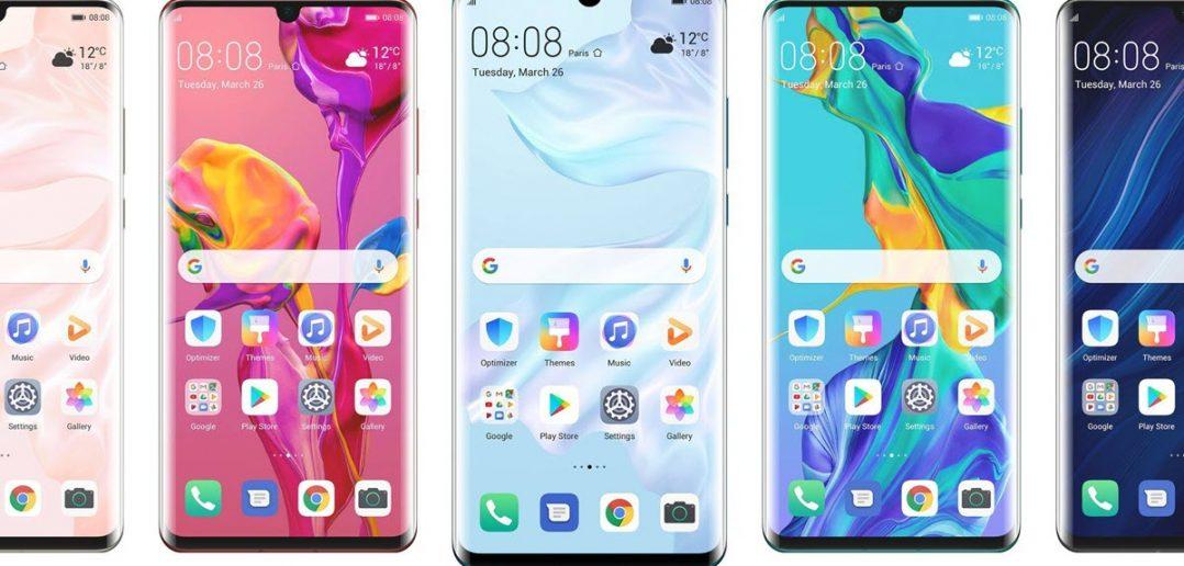 احدث موبايل هواوي 2020 باقة من المع هواتف شركة Huawei 1