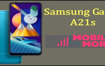 يظهر عرض هاتف Samsung Galaxy A21s