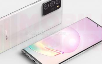 اليك اول نظرة لهاتف سامسونج Galaxy Note 20 Plus