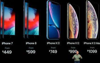 اسعار الايفون في امريكا 2020 .. مواصفات هواتف آبل Apple وأسعارها 1