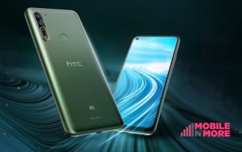 تم الإعلان عن هاتفي HTC U20 5G و Desire 20 Pro