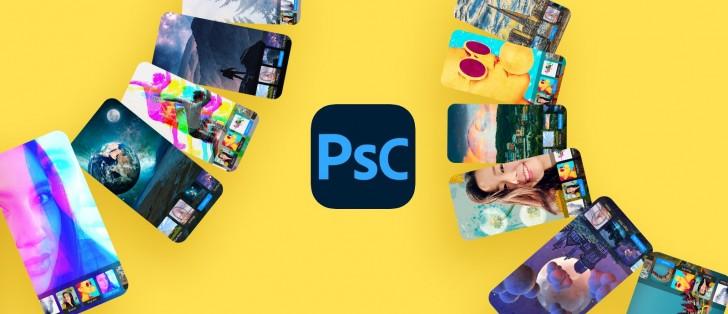 تقدم Adobe أخيرا كاميرا Photoshop إلى iOS و Android