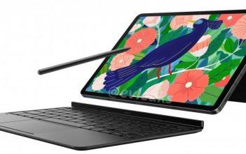 يظهر أول عرض لجهاز Samsung Galaxy Tab S7 على الإنترنت