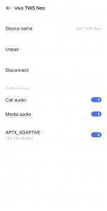 مراجعة سماعات الاذن Vivo TWS Neo - سعر ومواصفات 4