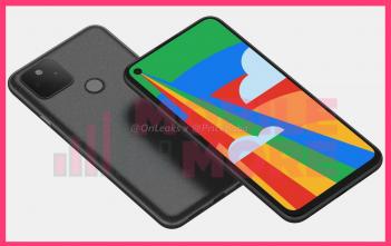 تسريب المواصفات الكاملة لهاتف Google Pixel 5