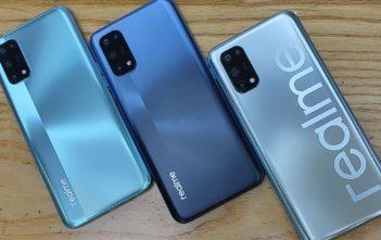 يأتي Realme V5 كأرخص هاتف ذكي 5G حتى الان