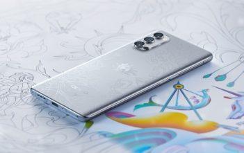 كشفت اوبو عن هاتف Reno4 Pro 5G Artist Limited الجديد