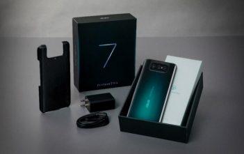تم الاعلان رسميا عن هاتفي Asus Zenfone 7 و Pro 7