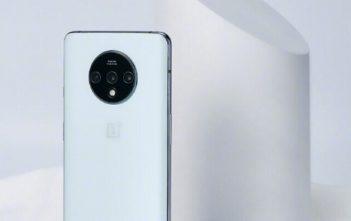 أطلقت OnePlus نسخة بيضاء من هاتف 7T في الصين