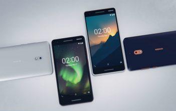 يتلقى Nokia 2.1 الآن تحديث Android 10 (إصدار Go)