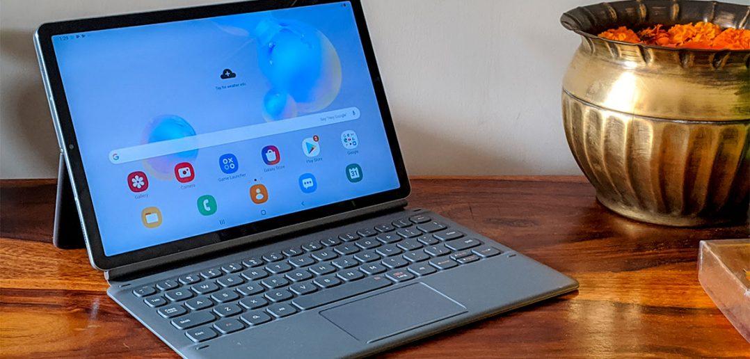 يتلقى هاتف Samsung Galaxy Tab S6 تحديث One UI 2.5يتلقى هاتف Samsung Galaxy Tab S6 تحديث One UI 2.5