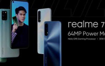 تم الاعلان عن Realme 7i مع Snapdragon 662 SoC ، وحصل Realme 7 على نسخة NFC