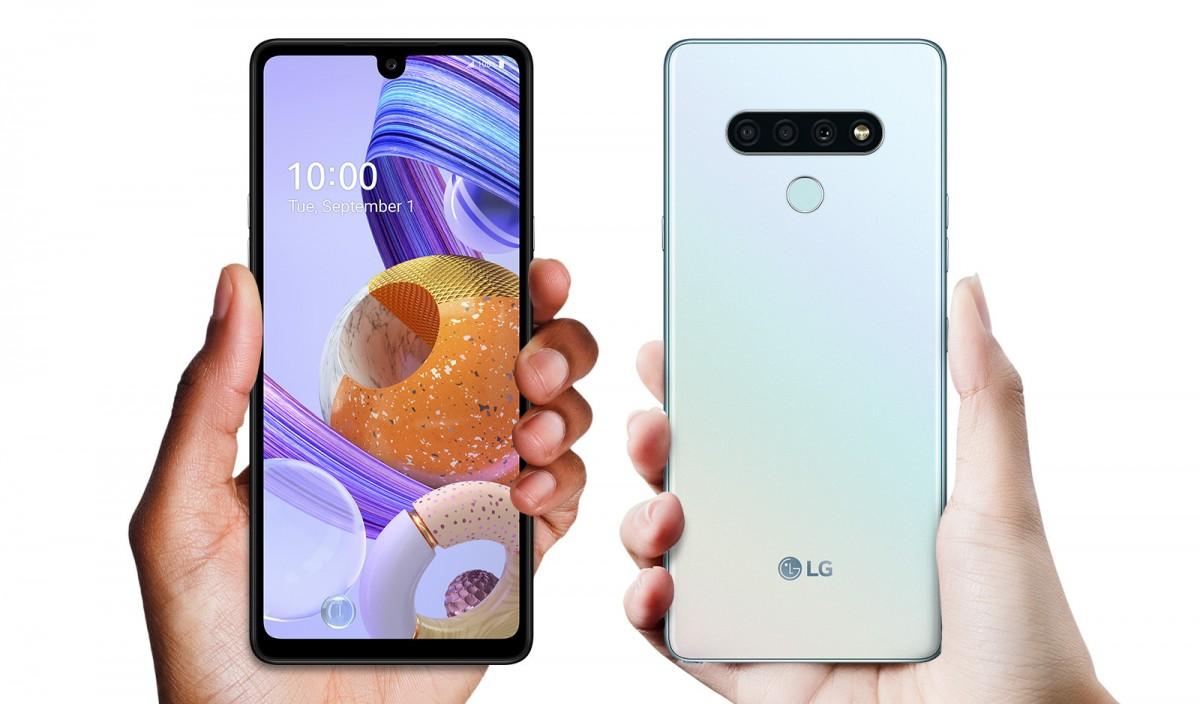 مواصفات LG K71