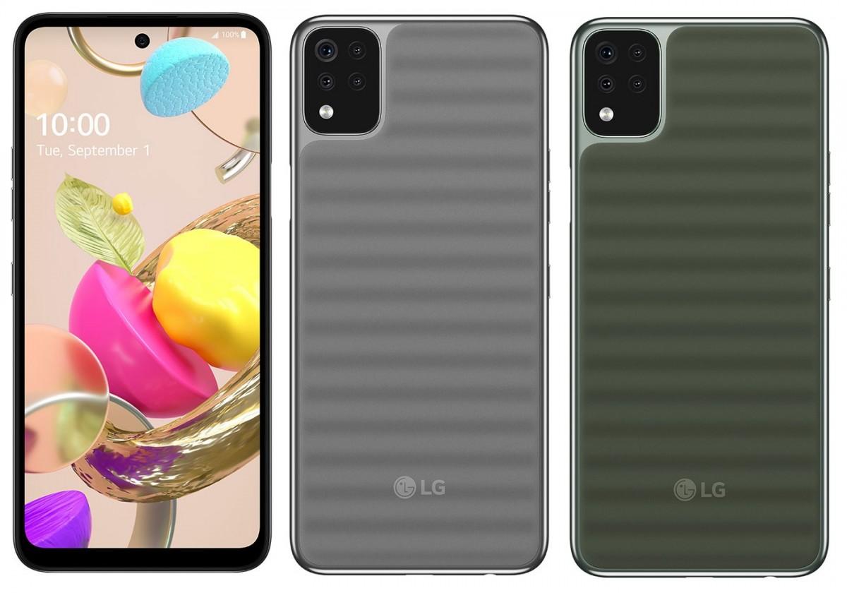 مواصفات LG K42