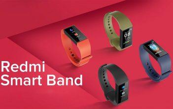 الساعه الذكية _ Redmi Smart Band في الهند قريبا