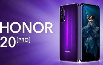 ارخص هاتف في الكويت هو هونر 20 برو _ Honor 20 Pro