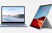 أعلنت Microsoft عن جهاز Surface Laptop Go الجديد وتحديث Surface Pro X