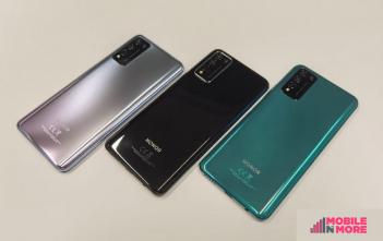 تسريبات هواتف Honor X-series المرتقبة في الصور الحية
