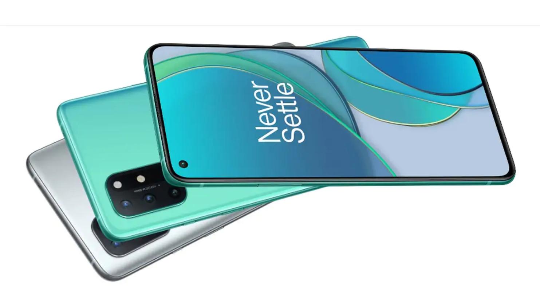 تحديث هاتف OnePlus 8T