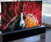 يتوفر تلفزيون LG Signature OLED TV R مقاس 65 بوصة مقابل 87000 دولار