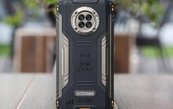 تعرف علي سعر ومواصفات الهاتف الذكي Doogee S96 Pro