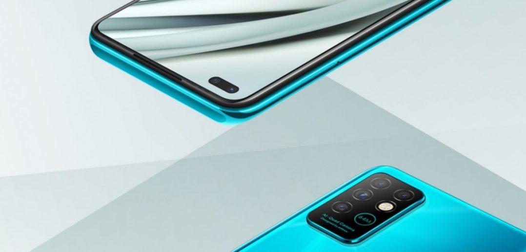 أصبح هاتفان Infinix Note 8 و Note 8i رسميا
