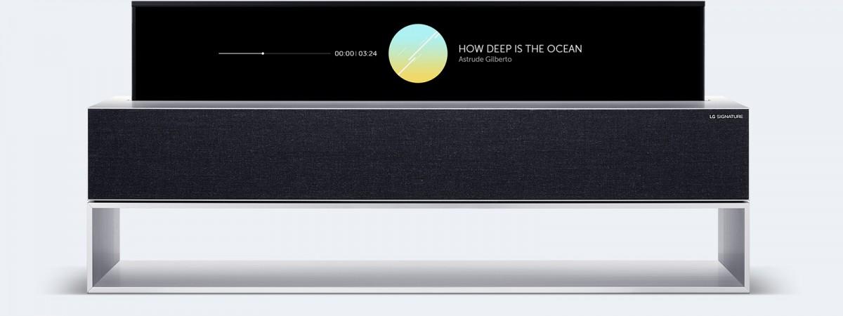 مواصفات LG Signature OLED TV R